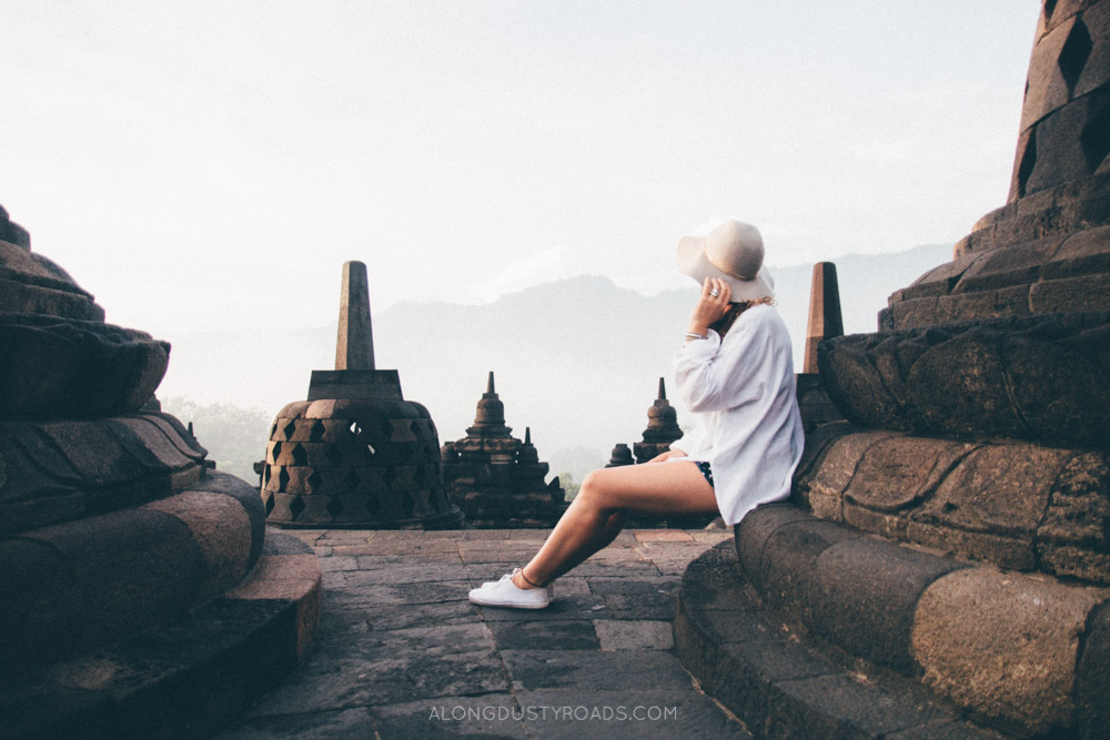 Borobudur, Indonesia - 2016, our year in review
