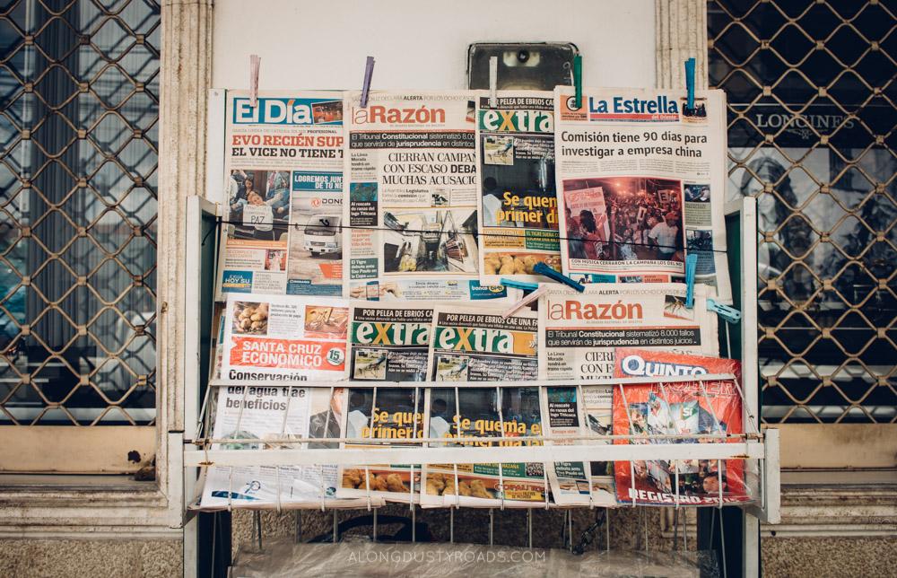 Santa Cruz, Bolivia - 2016, our year in review
