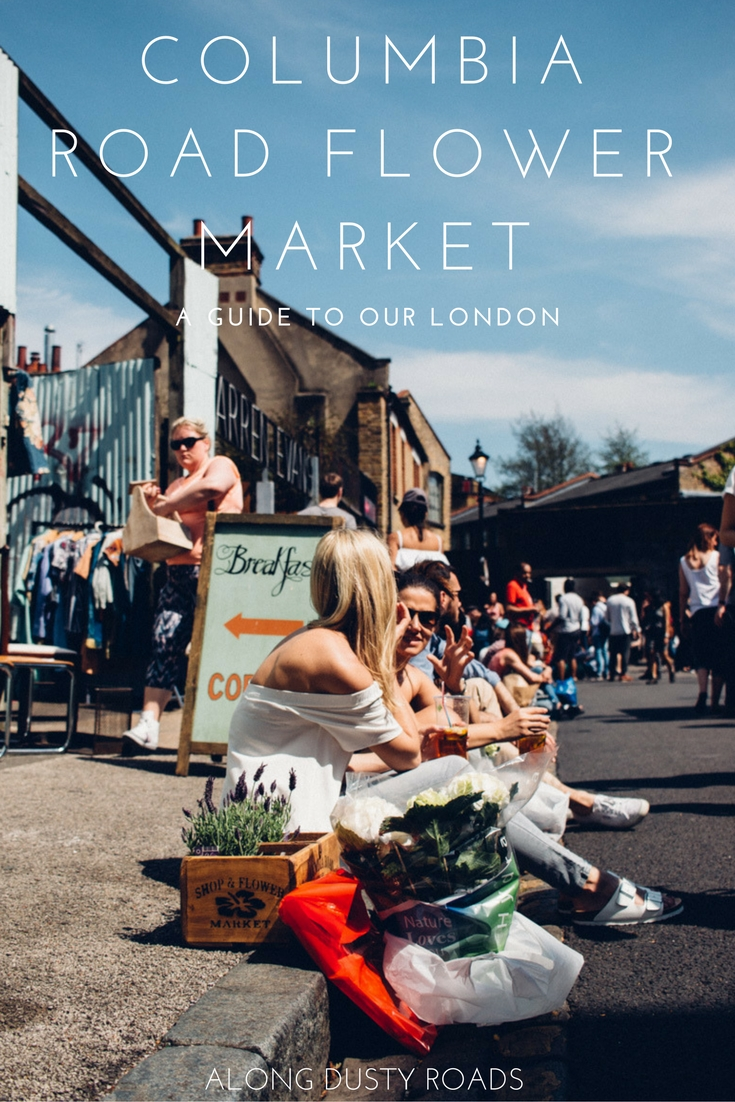 Columbia Road Flower Market is an East London institution - and a must do for anybody visiting London and wanting to get away from the big tourist traps. Click on the pin to discover our guide - and see some beautiful photography!