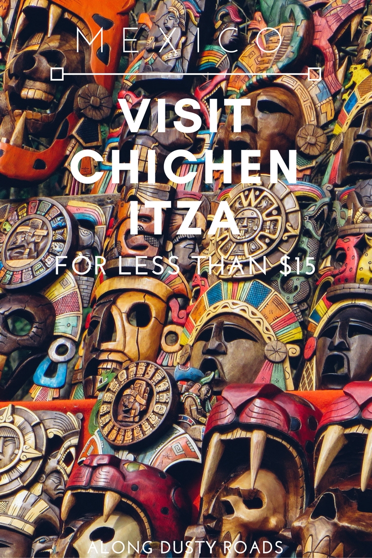 Despite what companies might tell you, you don't have to visit Chichen Itza as part of a tour - you can don it by yourself! Check out our guide on how to visit independently, and for less that $15 per person.