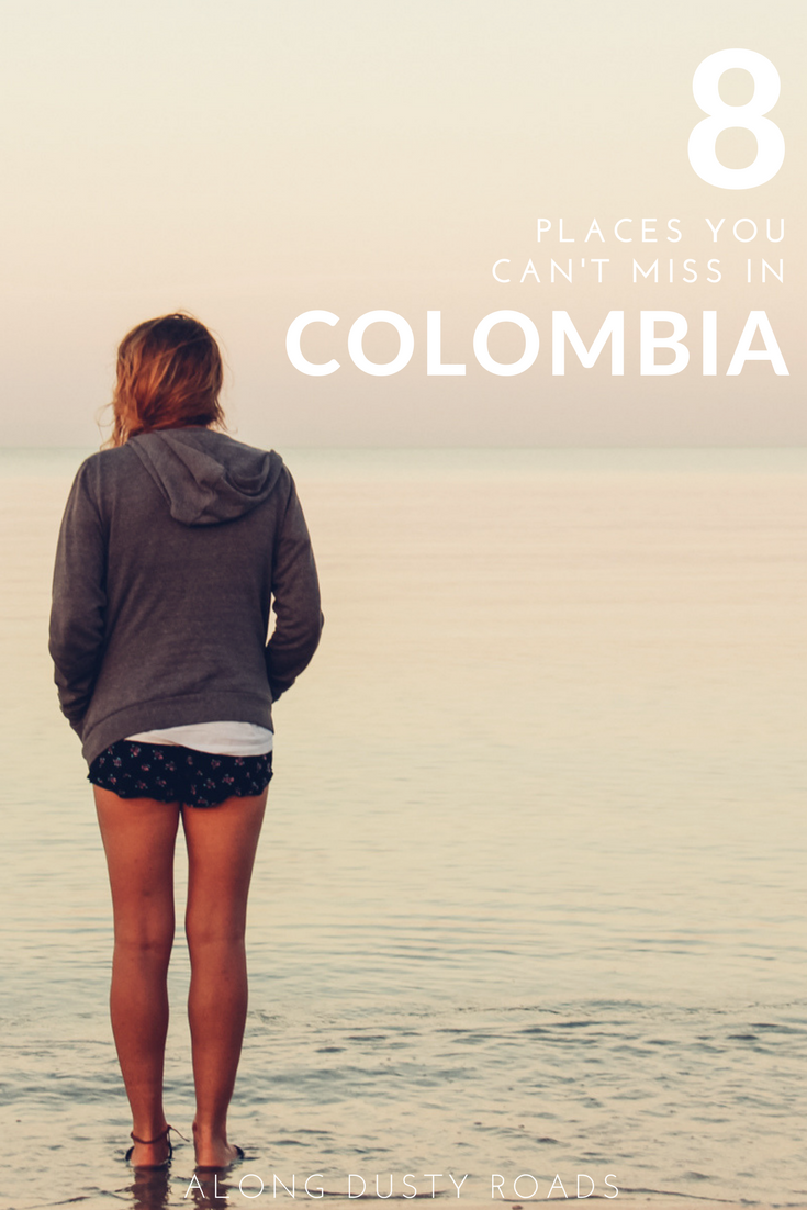 3.Planning a trip to Colombia? Here are eight of our favourite places that you simply can't miss!