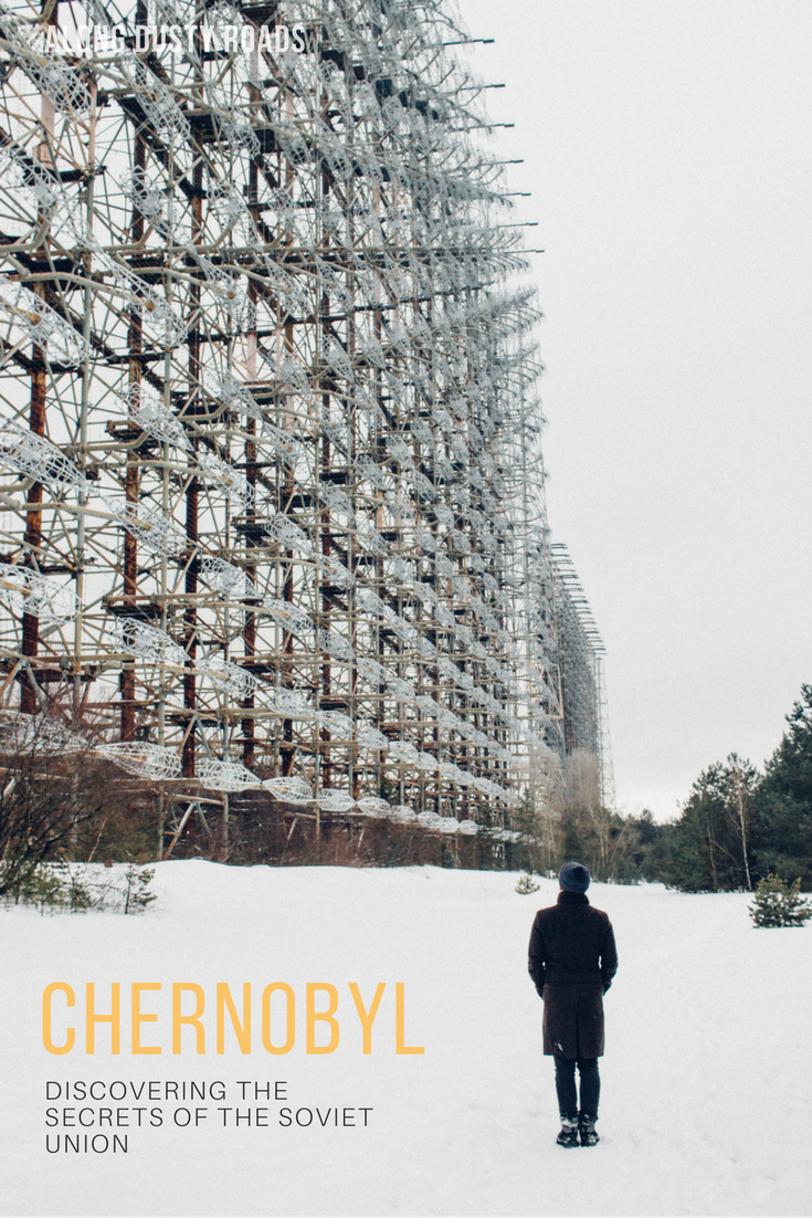 Visiting the Chernobyl Exclusion Zone reveals a unique perspective on the nuclear disaster and its importance to the Soviet Union. Click on the pin to discover more.