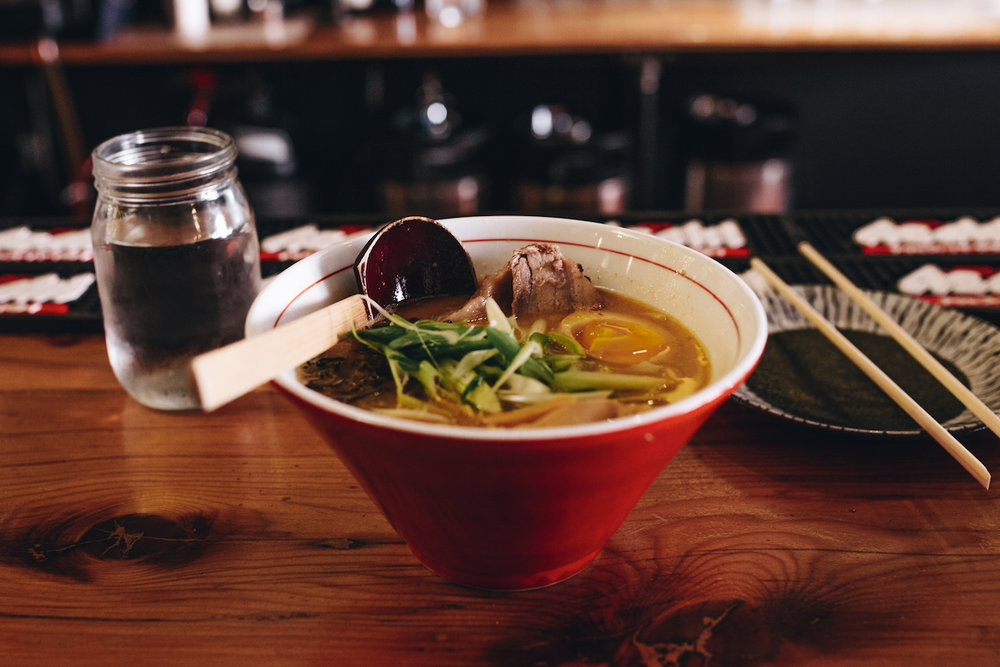Best places to eat Japanese Ramen, Düsseldorf, Germany