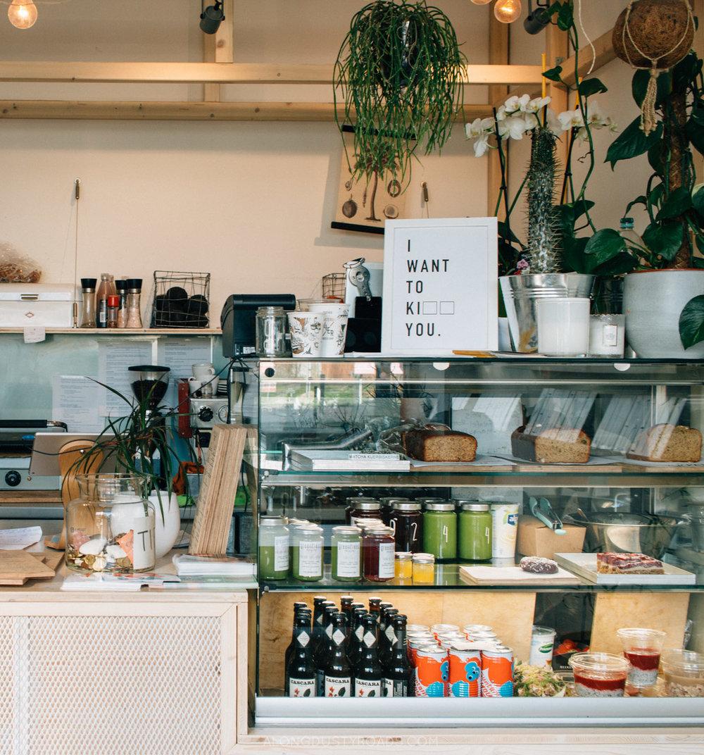 Best coffee shops, Düsseldorf, Germany