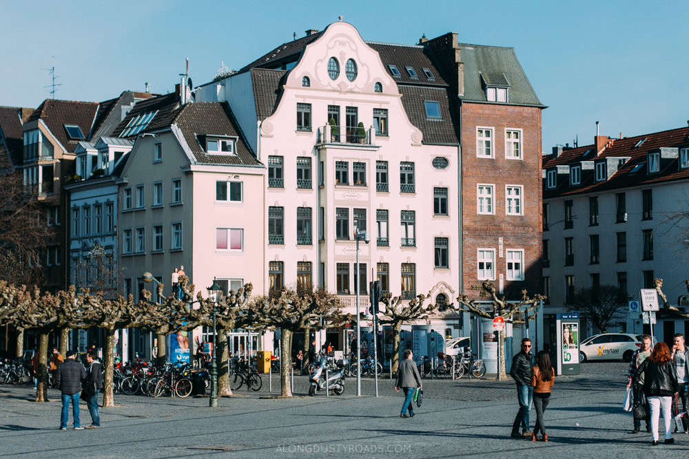 Things to do in Düsseldorf, Germany - Explore the old town