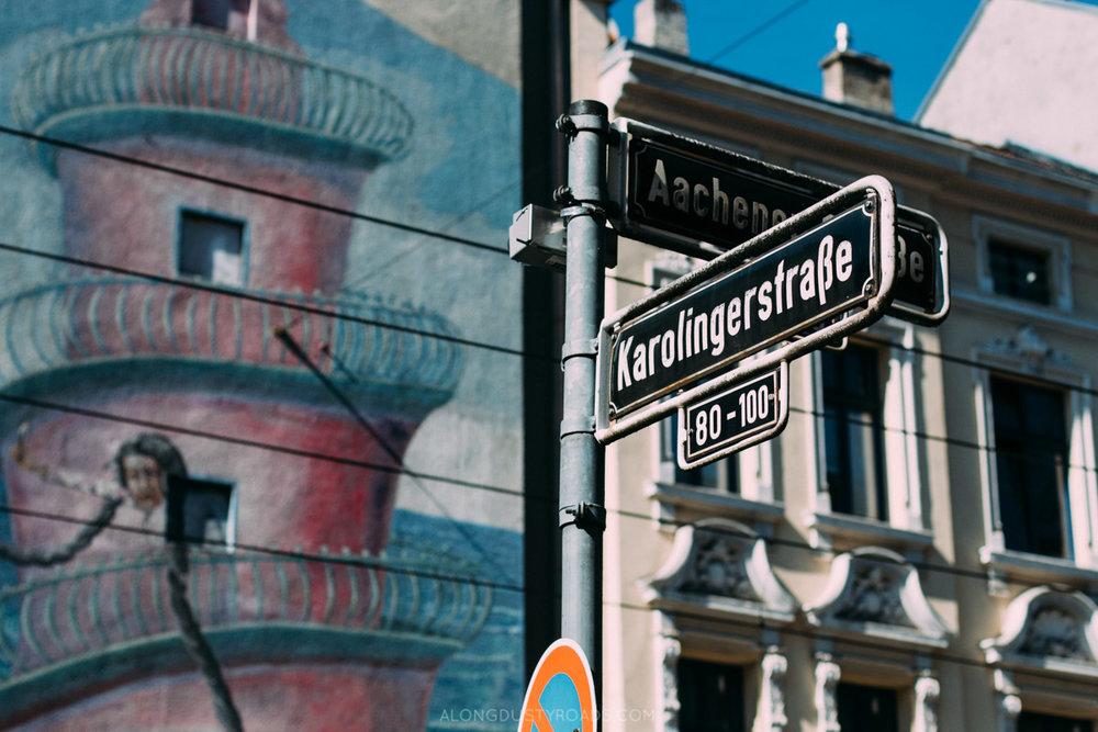 Street Art, Graffiti, Düsseldorf, Germany