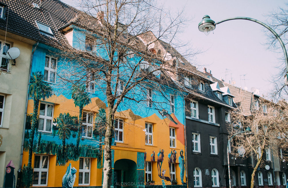 Things to do in Düsseldorf - Street Art, Graffiti, Düsseldorf, Germany