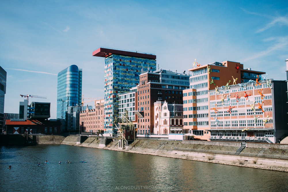 Things to do in Düsseldorf, Germany