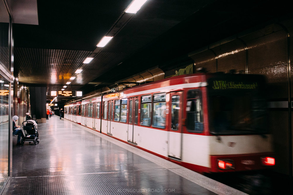 Things to do in Düsseldorf - Subway Tour,  Düsseldorf, Germany