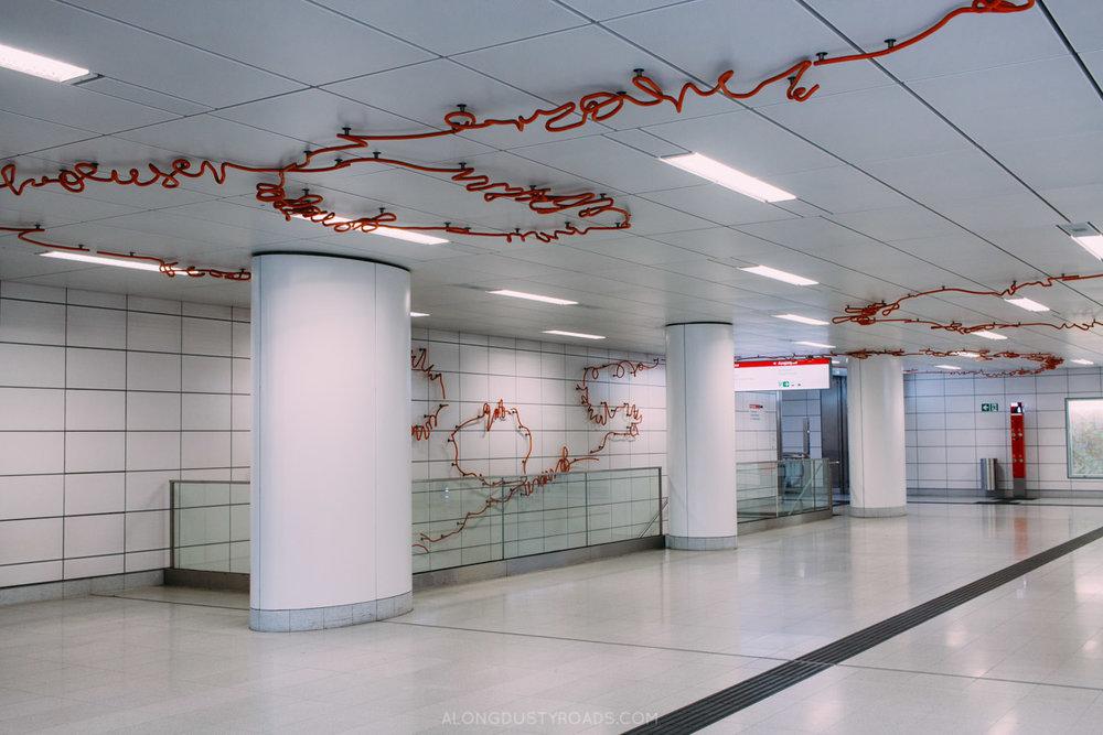 Subway Tour,  Düsseldorf, Germany