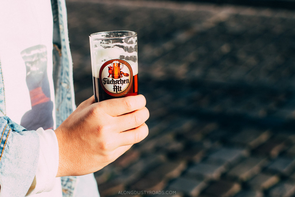 Things to do in Düsseldorf, Germany - Altbier