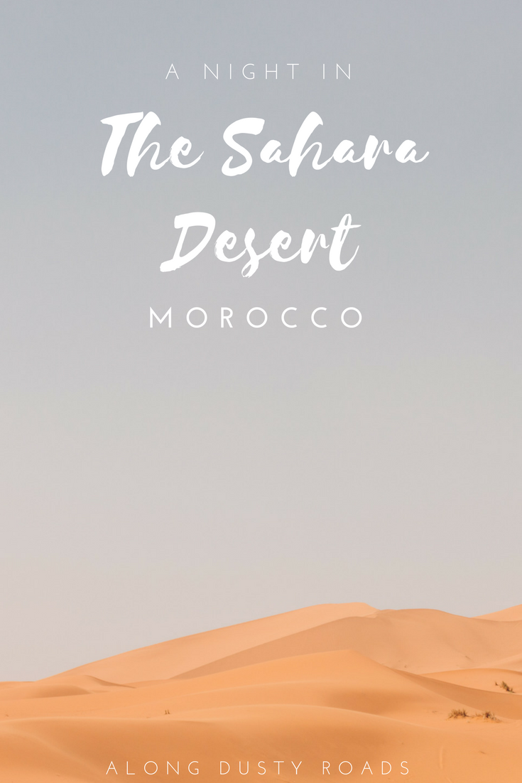 On a trip to Morocco, a night in the Sahara Desert and a camel ride at sunrise is unmissable. Discover more about our experience here.