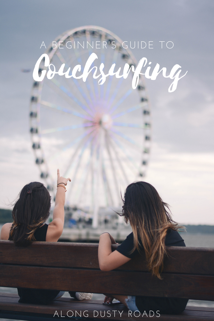 Looking for a way to travel, save money AND make new friends? Couchsurfing might just be perfect for you! Click on the pin to discover more.