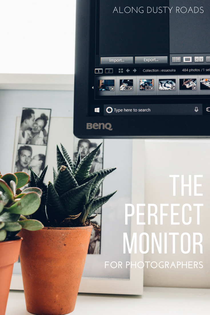 The BenQ monitor has completely changed our photo editing workflow - click on the pin to find out more.