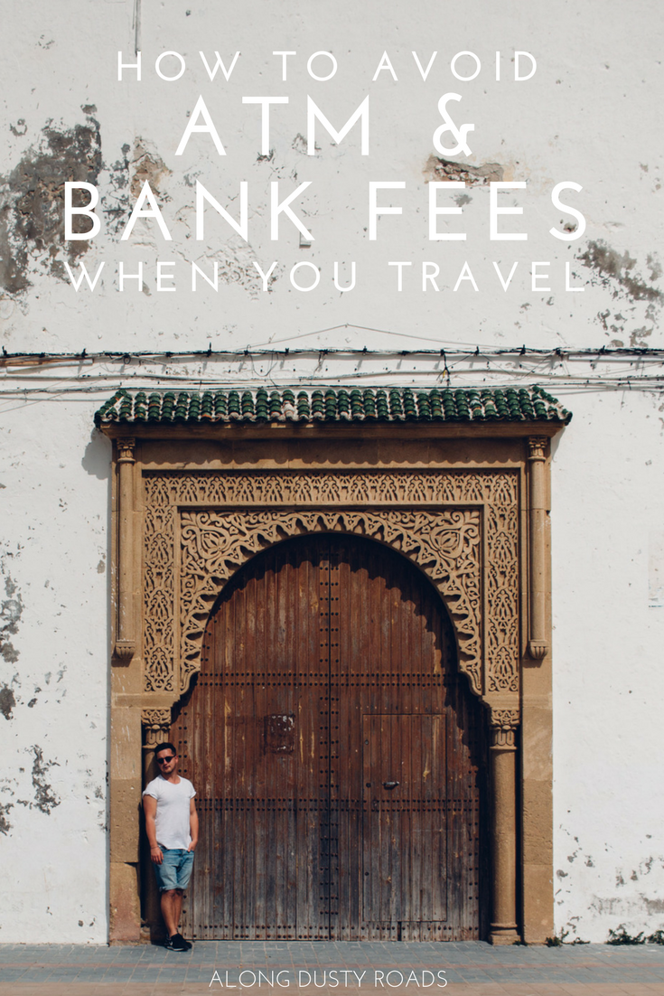 Fed up of paying extortionate ATM fees and bank charges when you travel? So were we - and then we found a better way... Click on the pin to discover more.