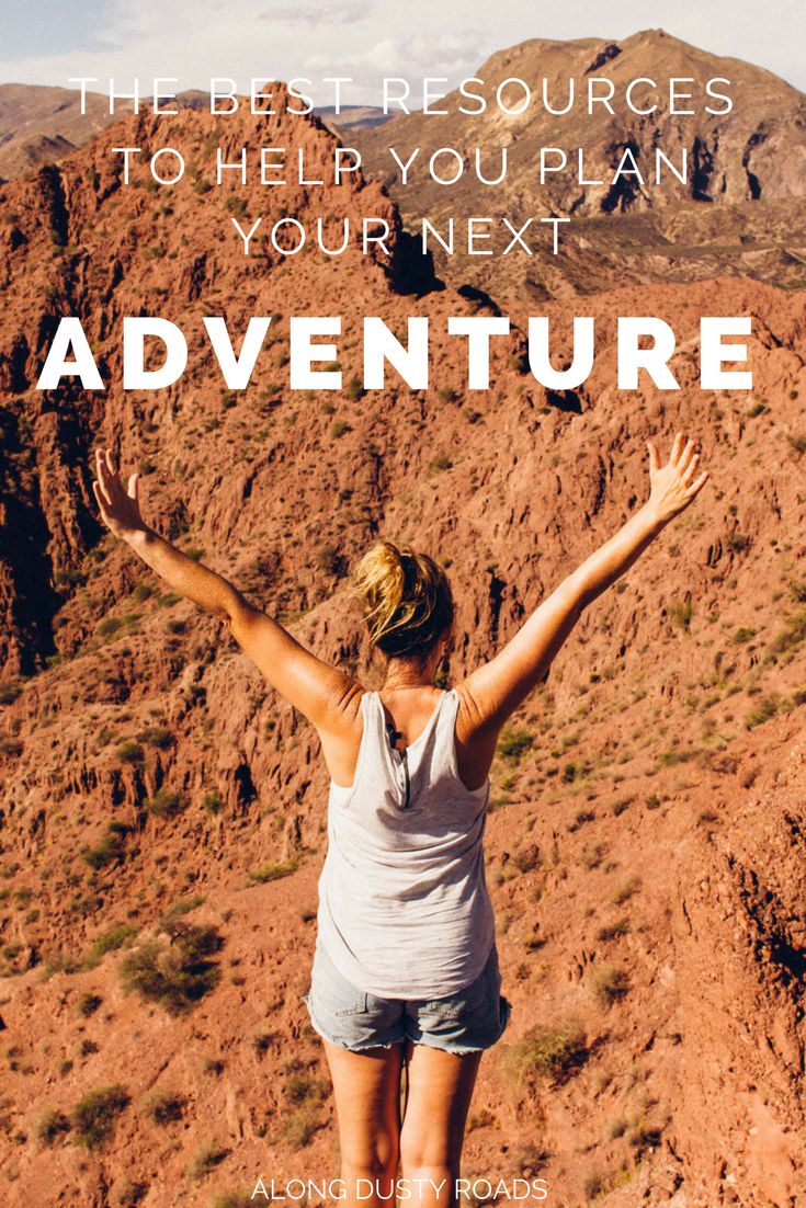 Ready for your next adventure? Use these resources to plan the best trip yet!
