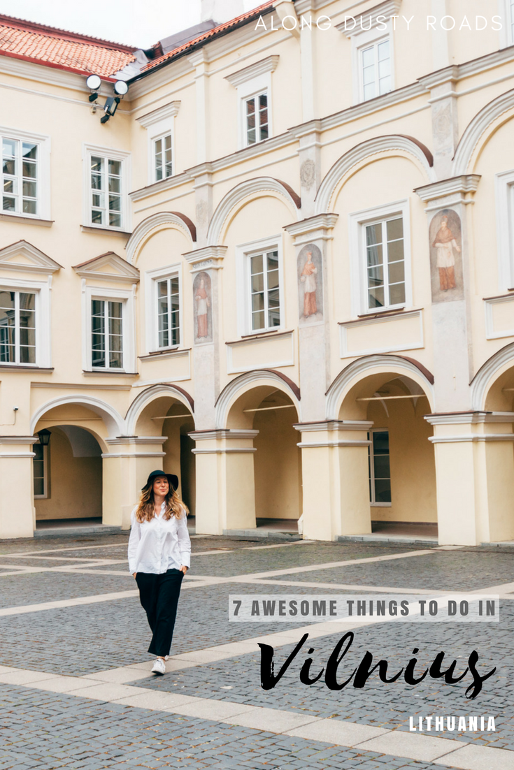 Vilnius, Lithuania's capital is an awesome place for a weekend break. Check out all the best things to do and so much more!