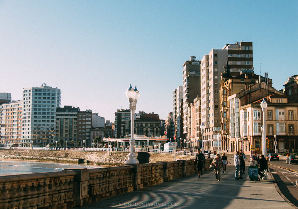 Things to do in Asturias Spain - Gijon