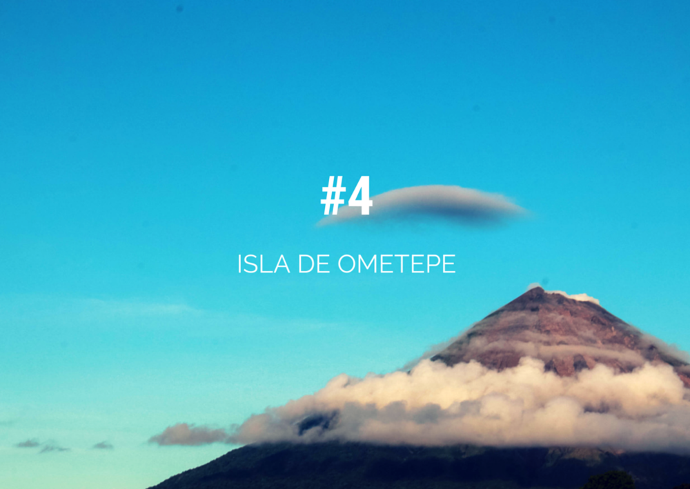 Top things to do in Nicaragua - Ometepe