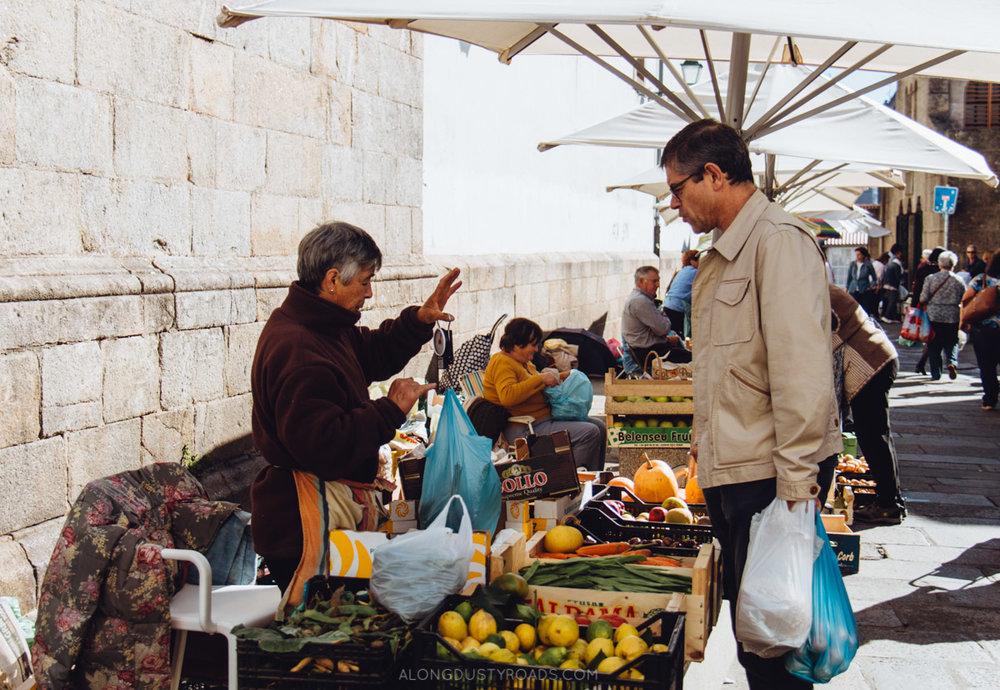 Things to do in Santiago de Compostela, Galicia, Spain - Mercado de Abastos de Saniago
