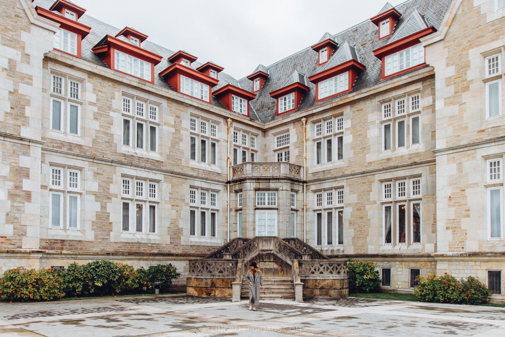 Things to do in Cantabria Spain - Palacio de Magdalena, Santander