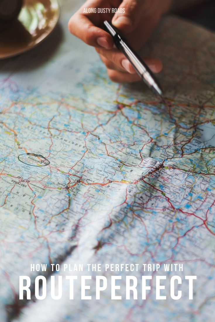 Planning a trip can be time-consuming and stressful - but we've got a secret weapon, Routeperfect!