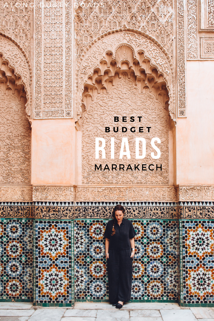 With literally hundreds of riads in the city, picking the best budget riad in Marrakech, Morocco can be difficult - with this list it shouldn't have to be. They're all luxurious, beautiful, well-located and have great reviews - but they also won't break the bank!