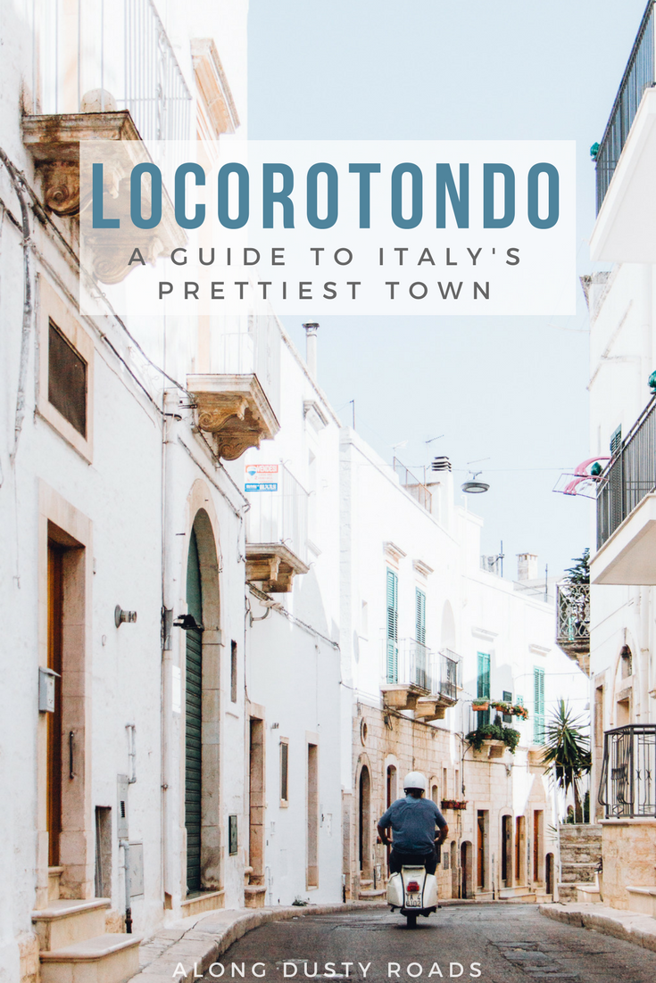 Our short guide to Locorotondo, Italy's prettiest little town. Useful tips whether you're just passing through, or plan on hanging out for a couple of days  | Things to do in Locorotondo | Where to stay | How to get there | What to do | Italy | Puglia | Puglia road trip