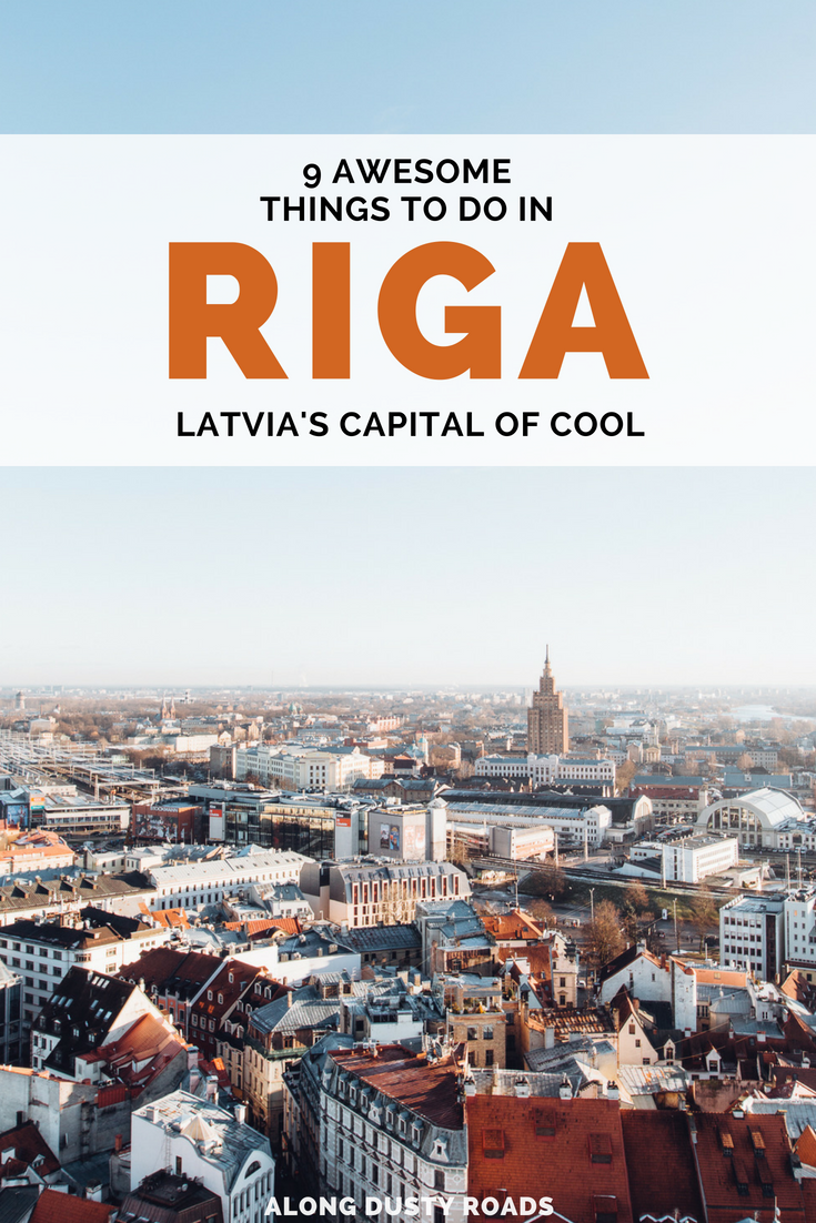 Nine Fun Things to Do in Riga | Our Guide to Latvia\'s Capital ...