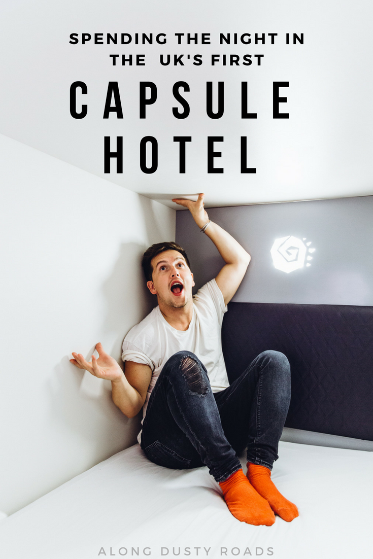 Ever wanted to stay in a capsule hotel? We did! Find out more about St Christopher's Village new dorm - the UK's first capsule hostel!