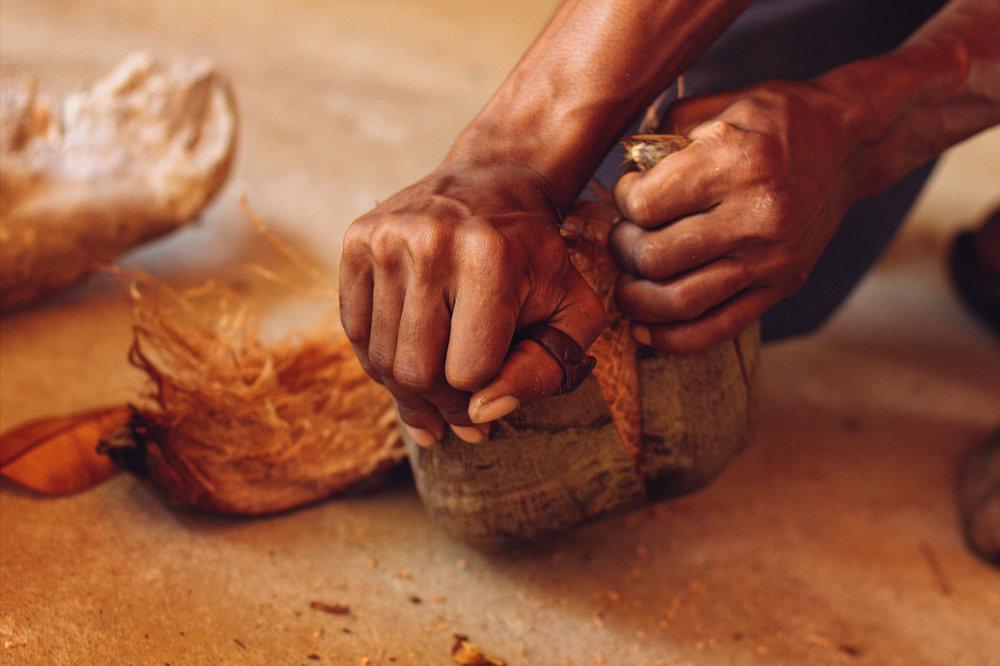 Things to do in Livingston Guatemala, Garifuna Cooking Class, Rasta Mesa