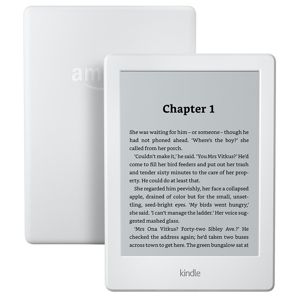 EBook Reader for Travel in Africa