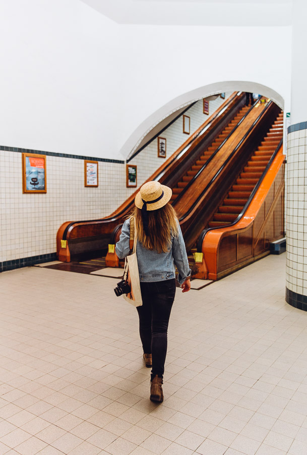 Sint-Annatunnel - Things to Do in Antwerp