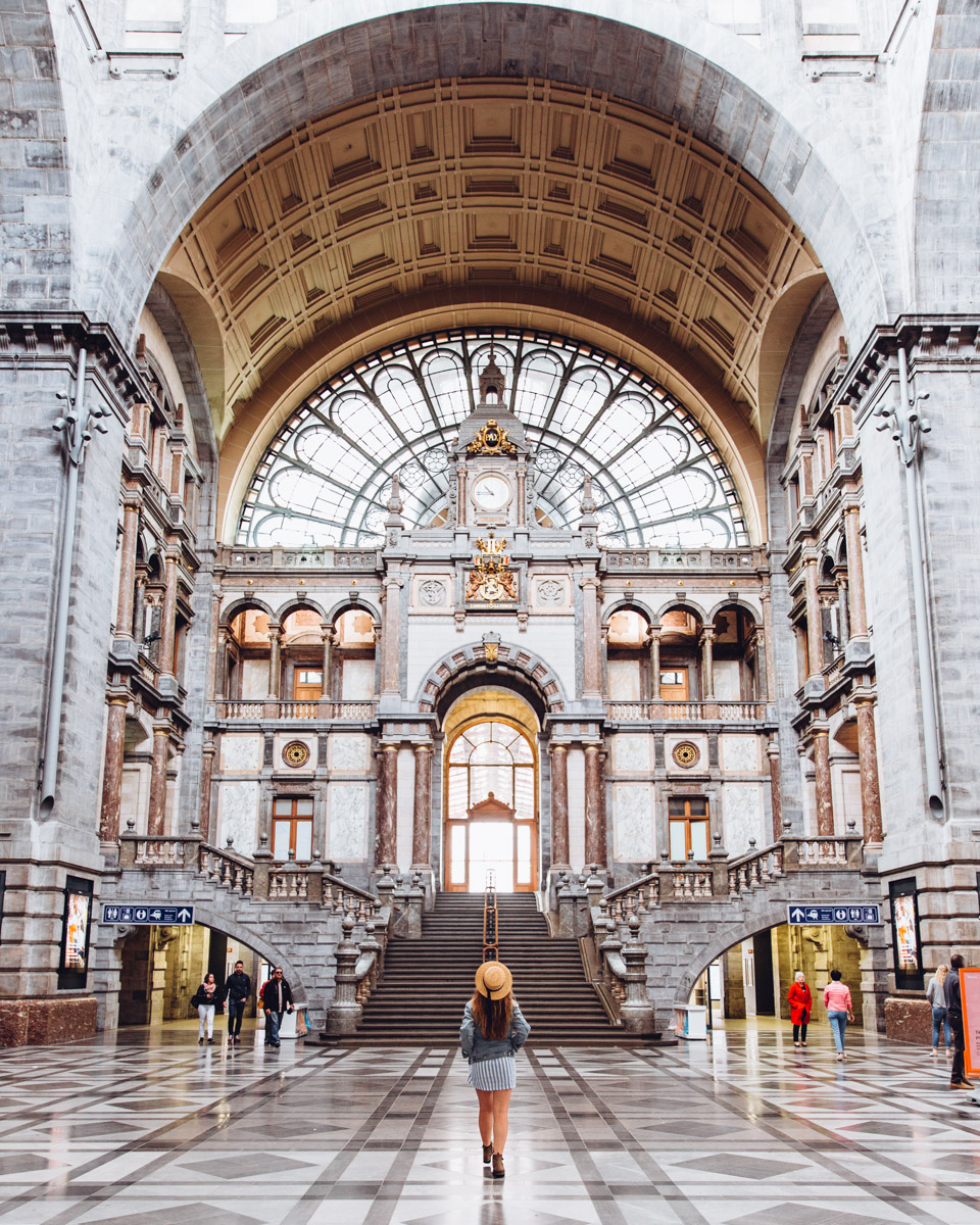 our favourite things to do in antwerp — along dusty roads
