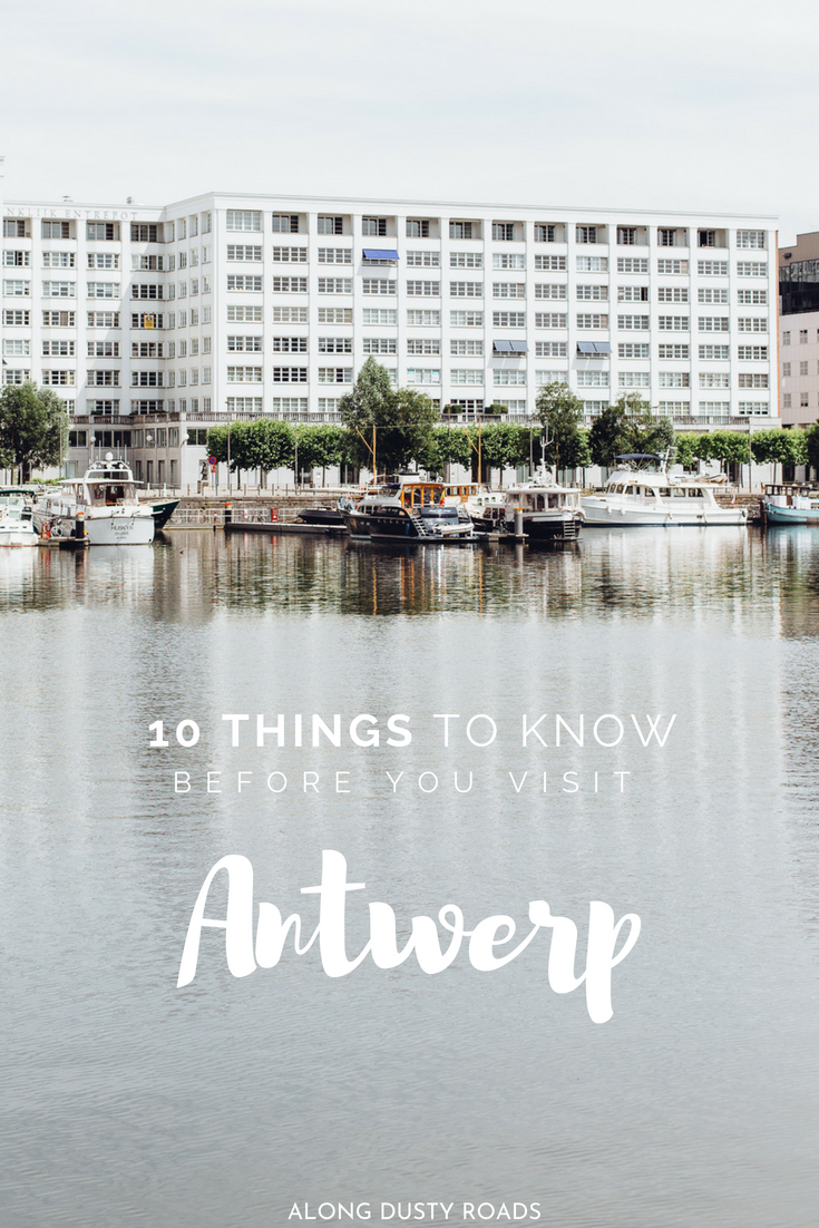 Planning a trip to Antwerp - Belgium's 'other' city? You'll need to read this first!