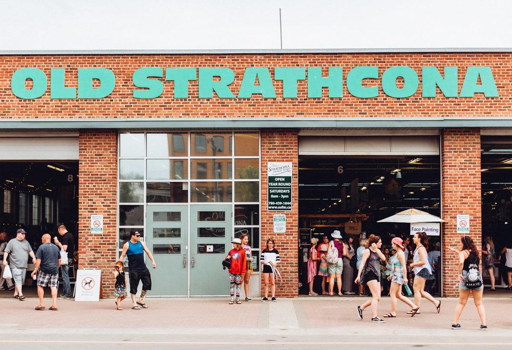 Old Strathcona Market  | Things to do in Edmonton, Alberta, Canada