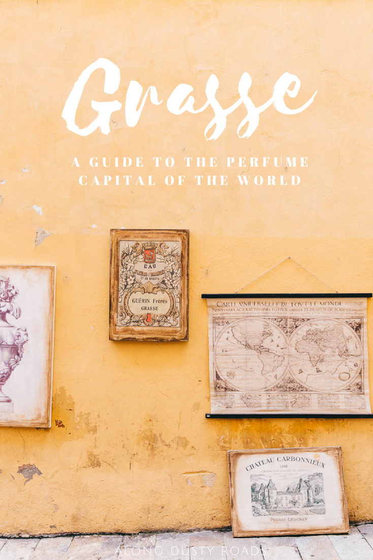 An excellent day trip from Nice or Cannes, Grasse is viewed by many as the perfume capital of the world. So, unsurprisingly, a lot of the best things to do in Grasse involve quite a lot of perfume…