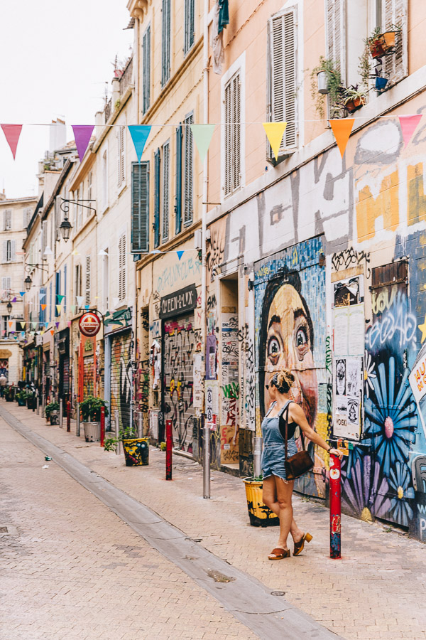 Cours Julien - Things to do in Marseille