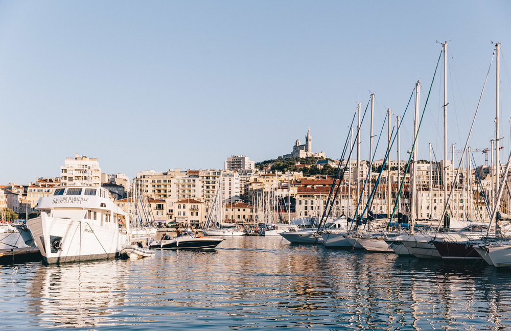Old Port of Marseille - Things to do in Marseille