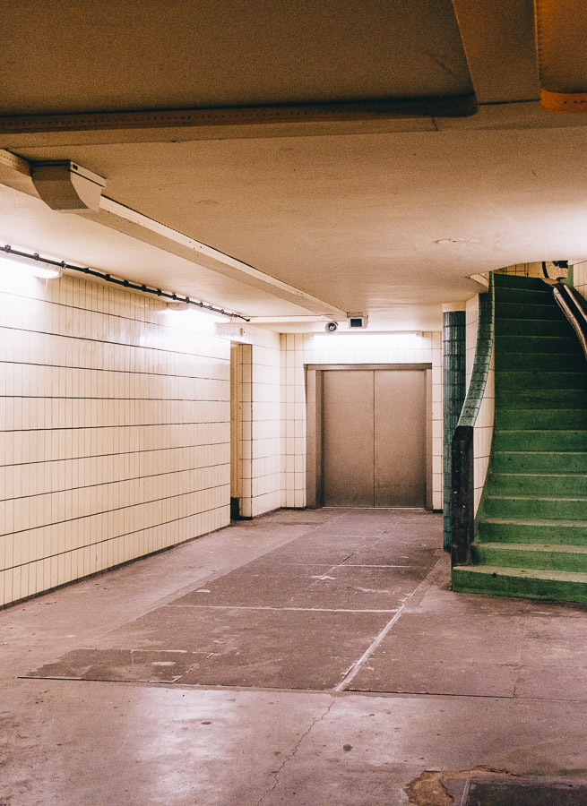 Things to do in Rotterdam - Maastunnel