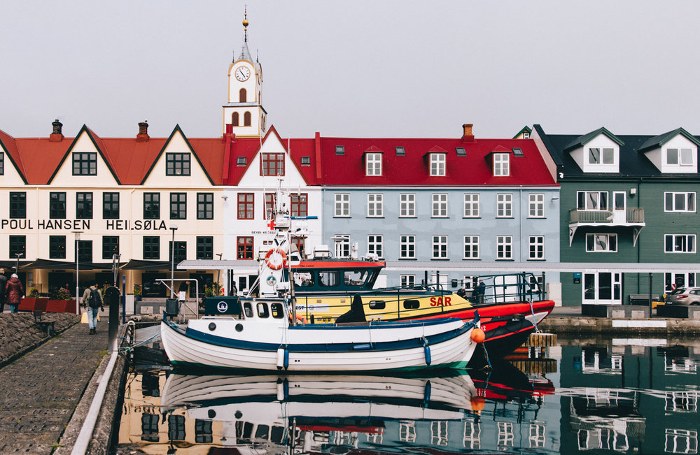 Things to do in Torshavn - Harbour