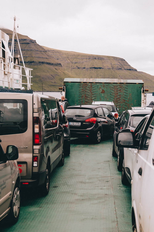 Klaksvík-Kalsoy Ferry