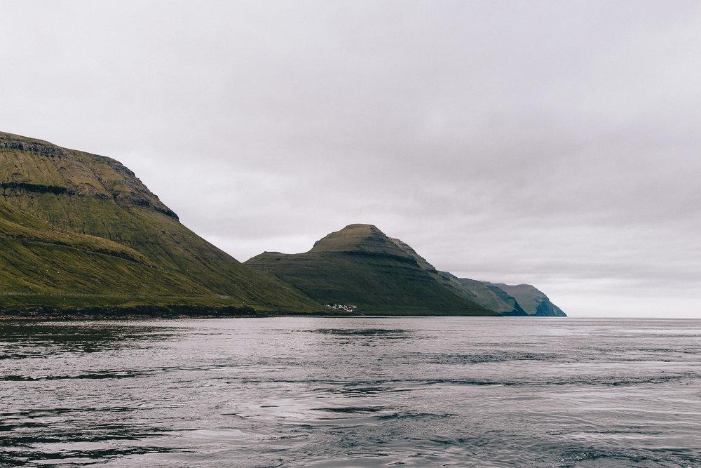Klaksvik to Kalsoy Ferry