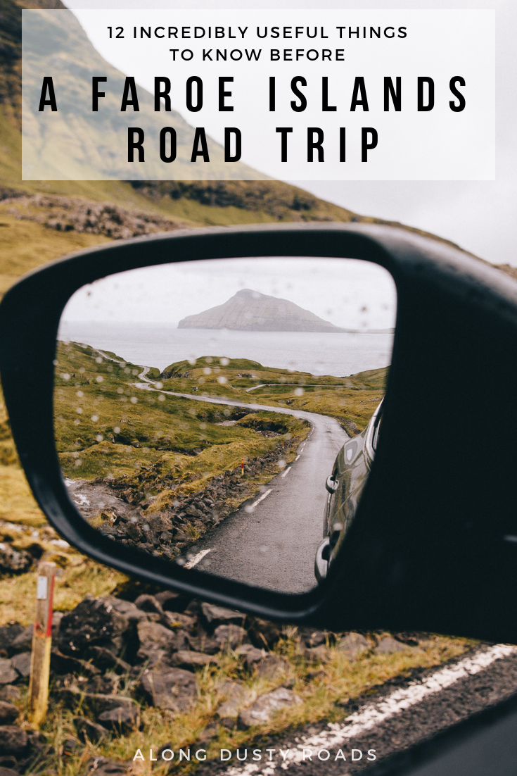 The Faroe Islands are made for a road trip - be sure to read this post before you plan yours!