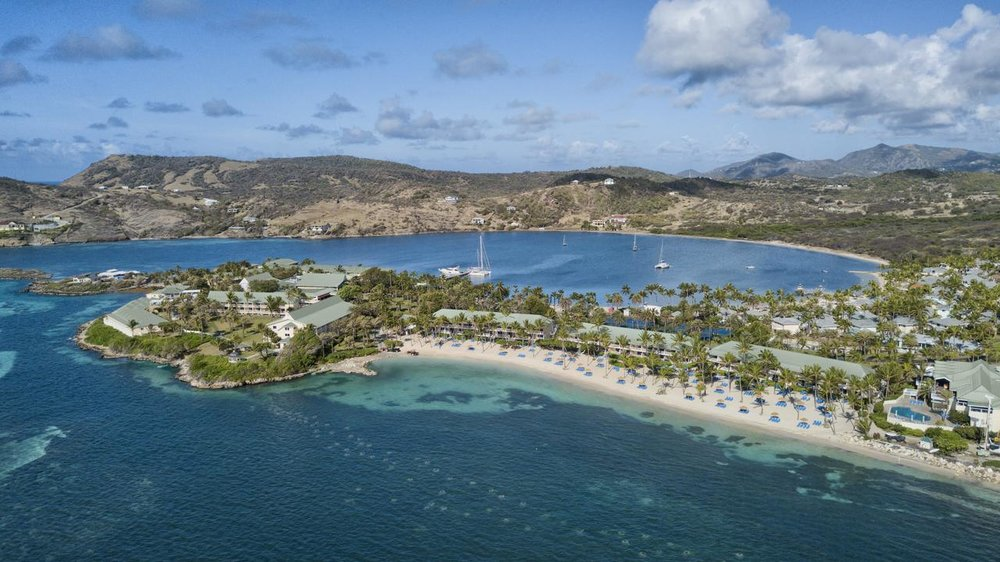 St James's Club - Best Antigua All Inclusive Resorts