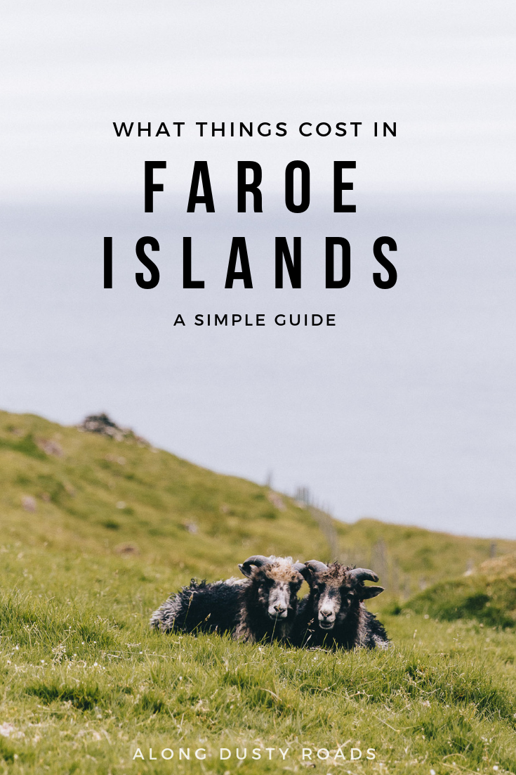 The Faroe Islands are a place of stunning landscapes and unforgettable adventures - but they're certainly not cheap. To help you plan your budget, here's our guide to what things cost.