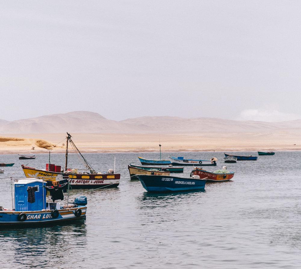 Lagunillas Paracas