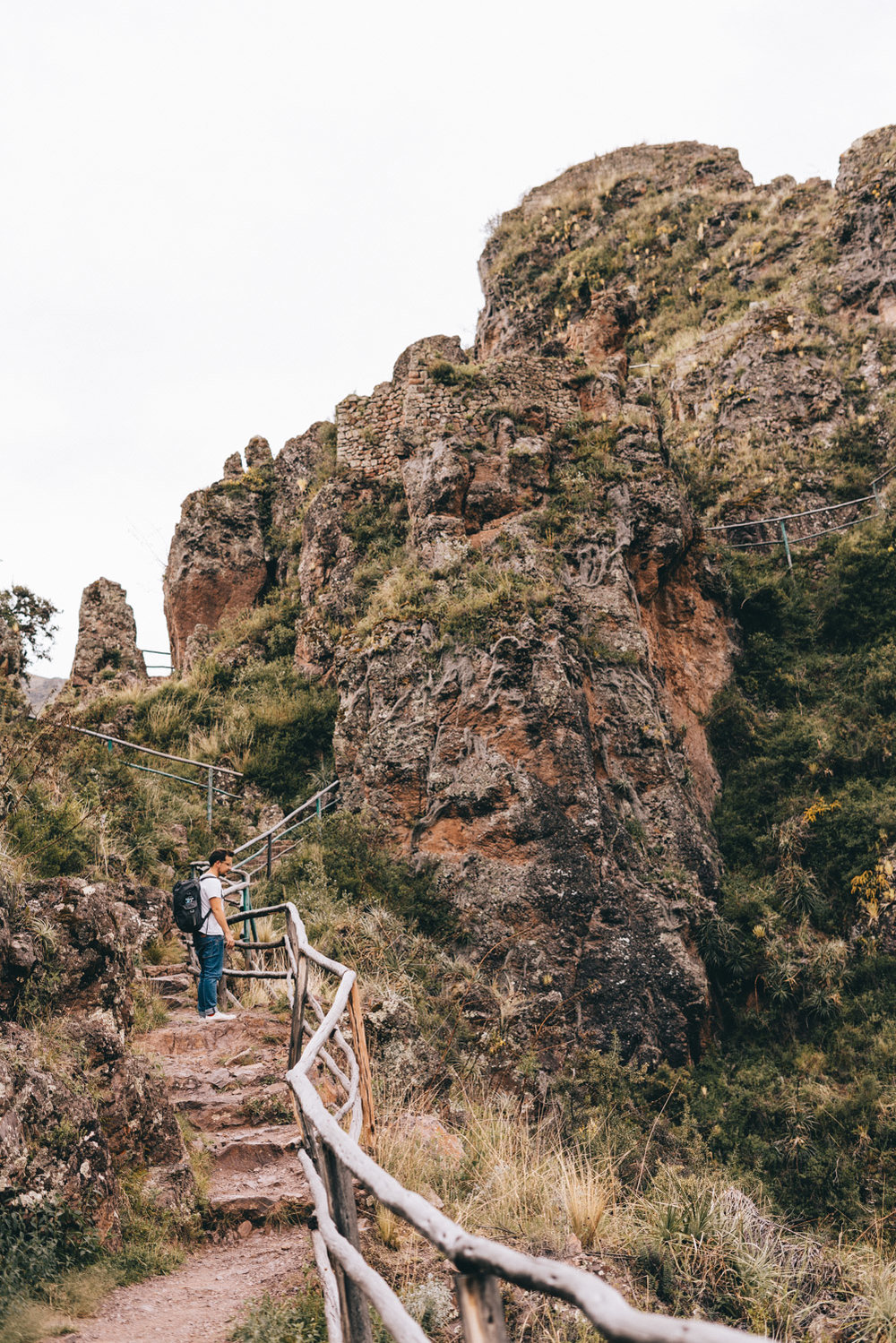 How to get to pisac ruins from cusco