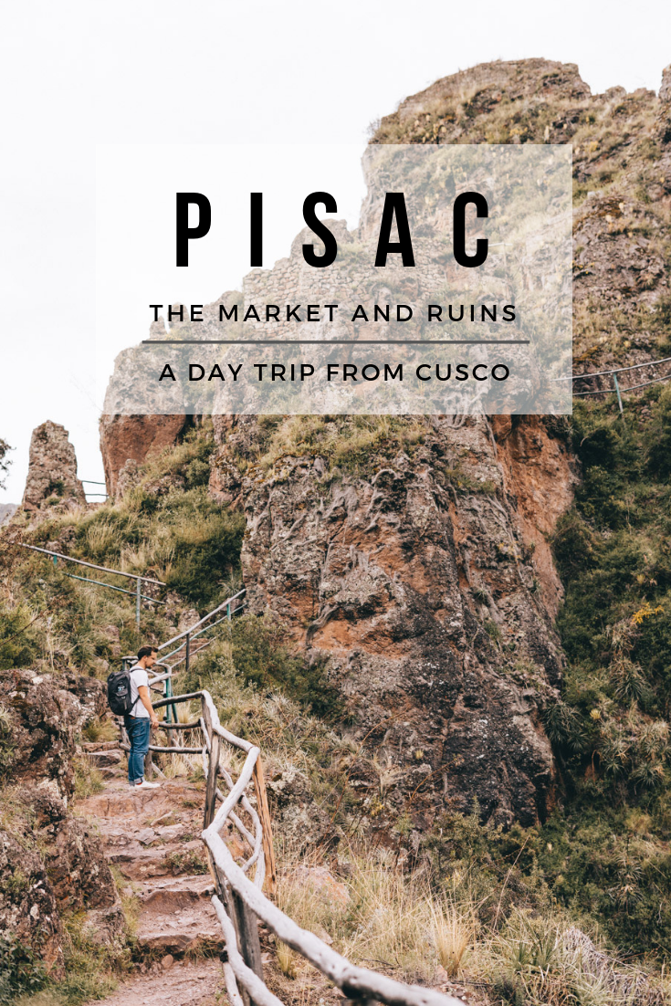 Pisac, in Peru's Sacred Valley is a wonderful day trip from Cusco. Here's how to plan your visit to experience the Pisac Market and the Pisac Ruins.