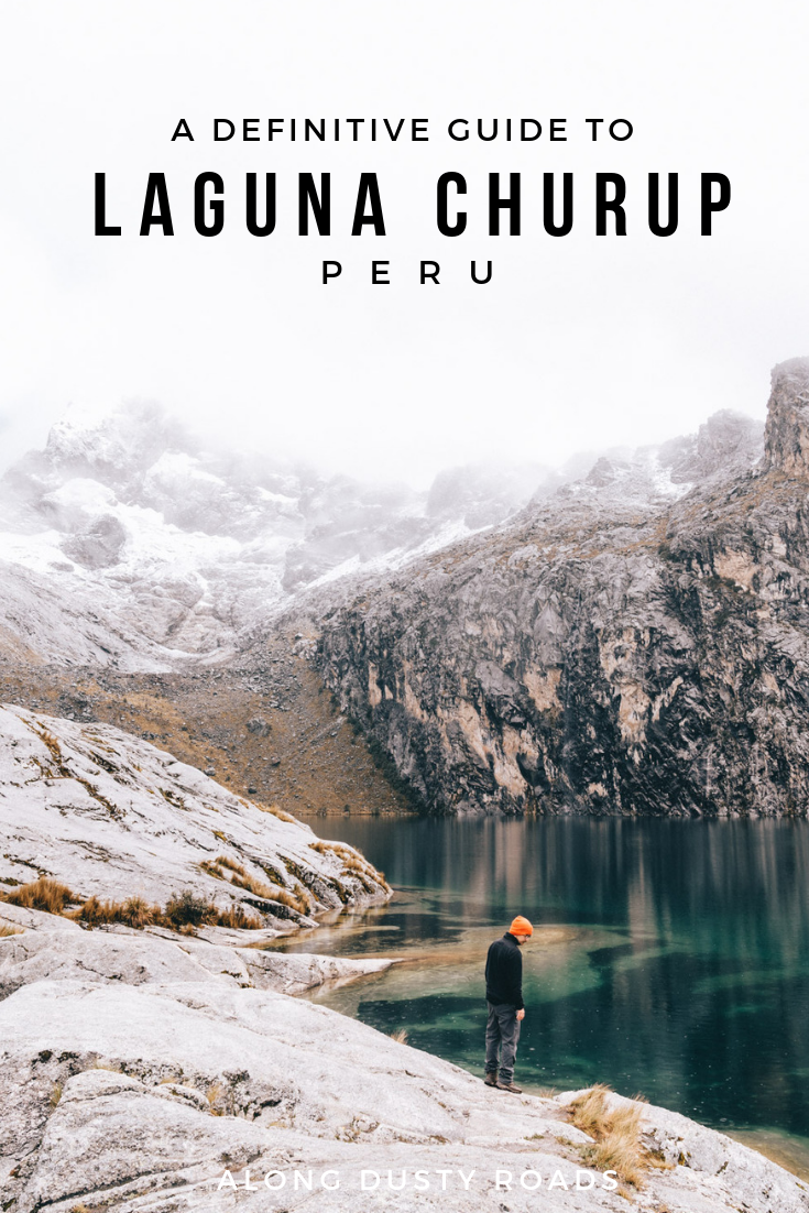 Laguna Churup is a must do day hike from Huaraz, in the north of Peru. Here's everything you need to know!